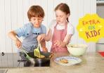 Spaß am Herd mit Chefkoch Kids!