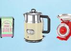 30x Retro-Charme für deine Küche