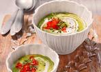 Sommerliche Suppen – kalt und warm