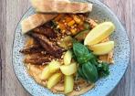 Hummus-Bowls: schnell und einfach
