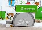 NEU: Chefkoch Adventskalender