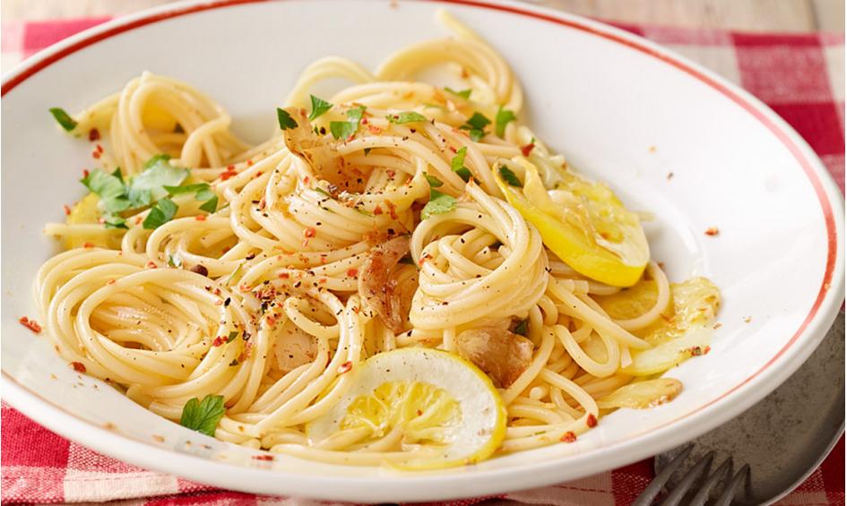 Rezept Spaghetti aglio, olio e peperoncino