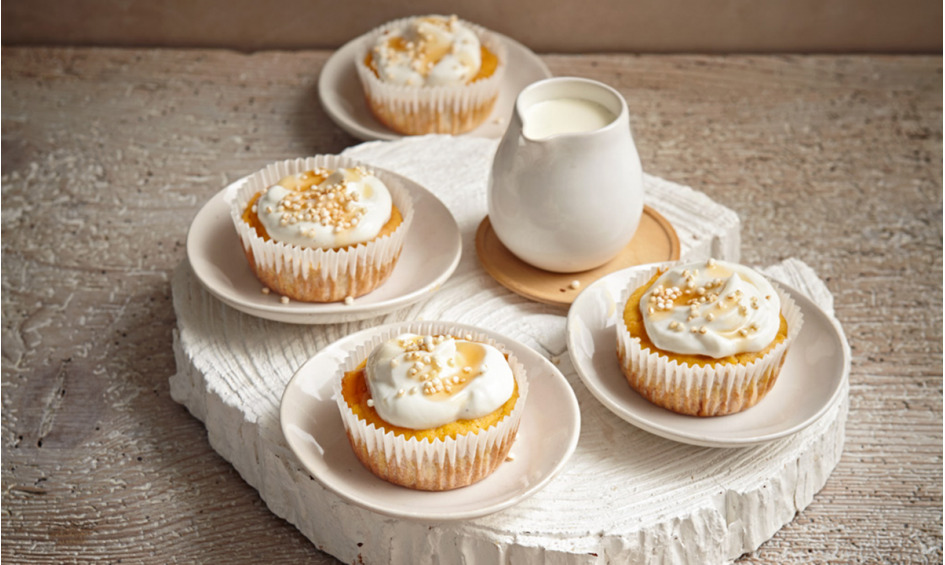 Rezept Kürbis-Muffins
