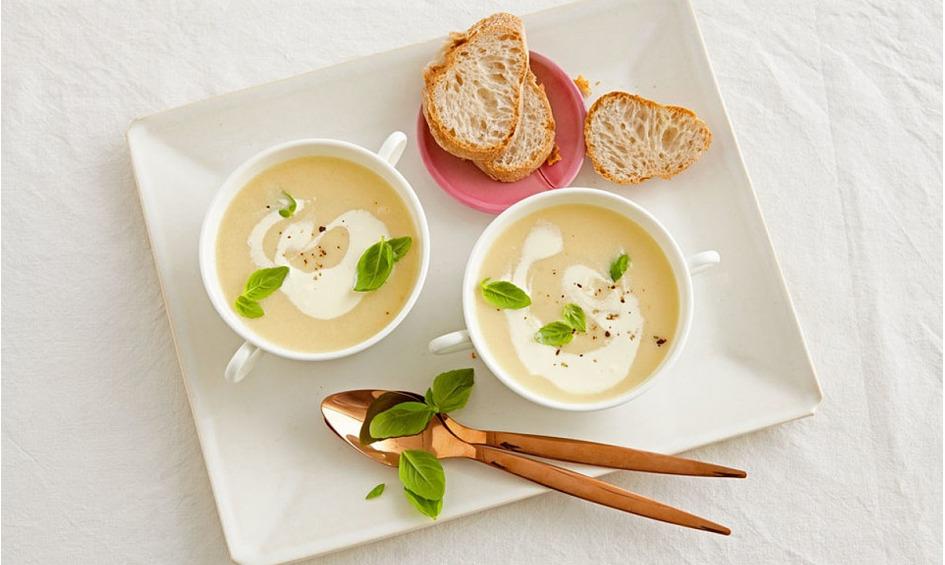 Rezept Apfel - Sellerie - Suppe