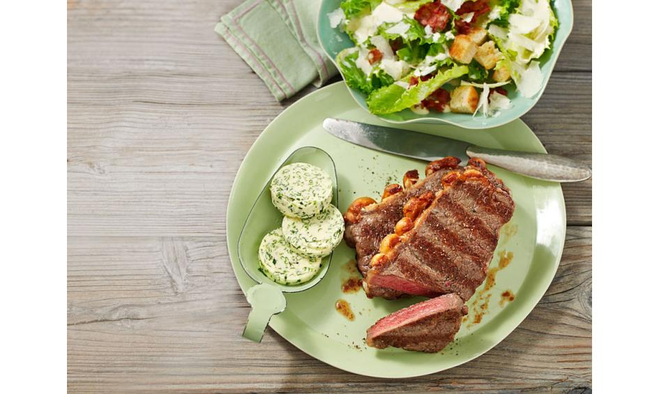 Steaks Richtig Braten So Wird Das Steak Medium Chefkochde
