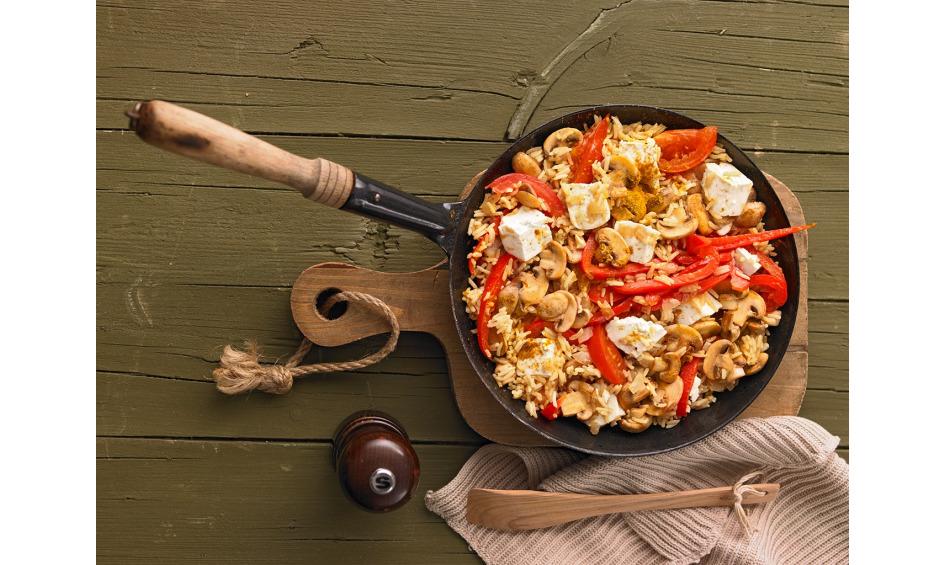 Rezept schnelle vegetarische burger die besten for Mittagsgerichte schnell
