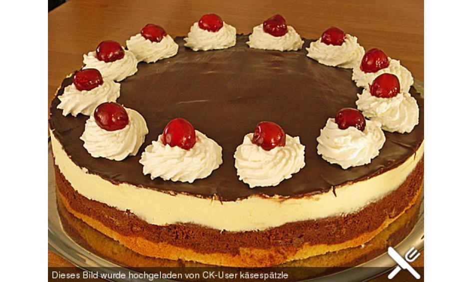 Torten Beliebte Klassiker Und Neue Tortenideen Chefkoch De