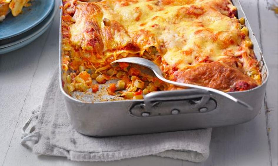 gem selasagne gesunde pasta nicht nur f r vegetarier. Black Bedroom Furniture Sets. Home Design Ideas