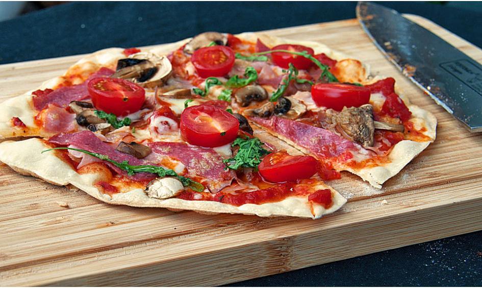 Der Pizzaofen – platzsparender Küchenhelfer | Chefkoch.de