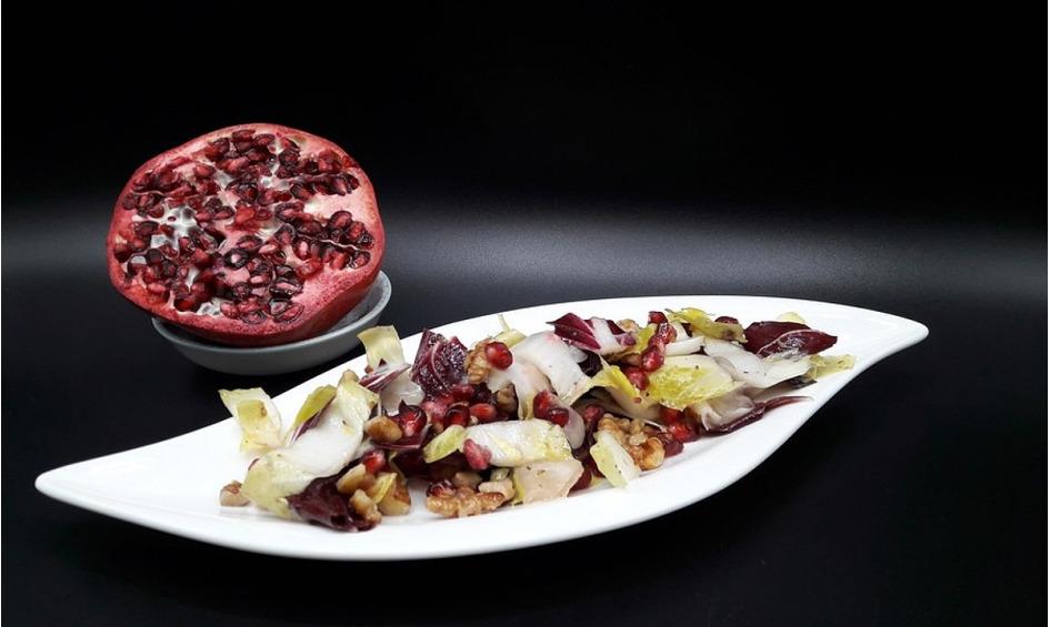 Rezept Fenchel-Chicorée-Radicchio-Salat