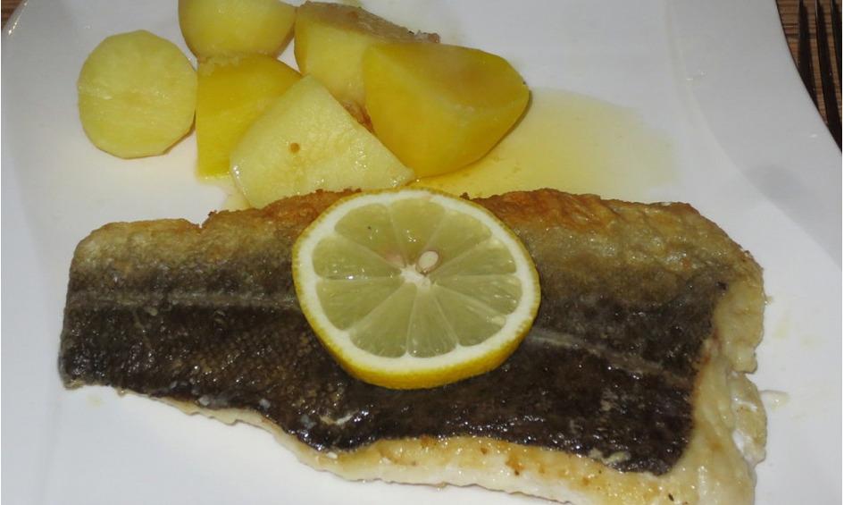Rezept Gegrillter Fisch in Zitronenbutter