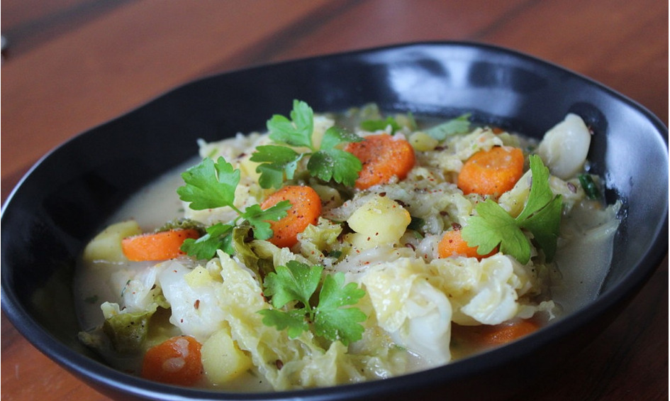 Rezept Kartoffel-Wirsing-Eintopf