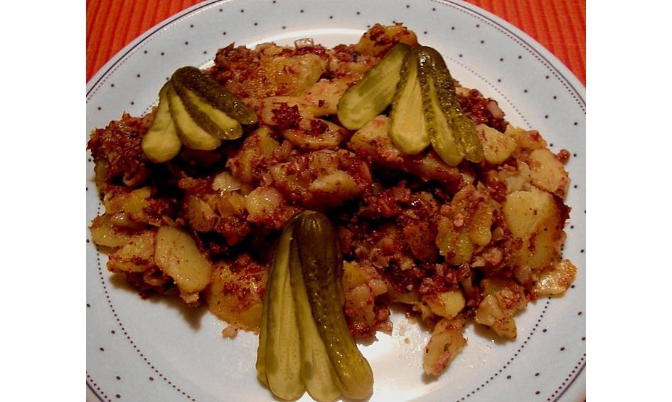 Die Deutsche Küche Im Westen. Dreggische Grumbeere