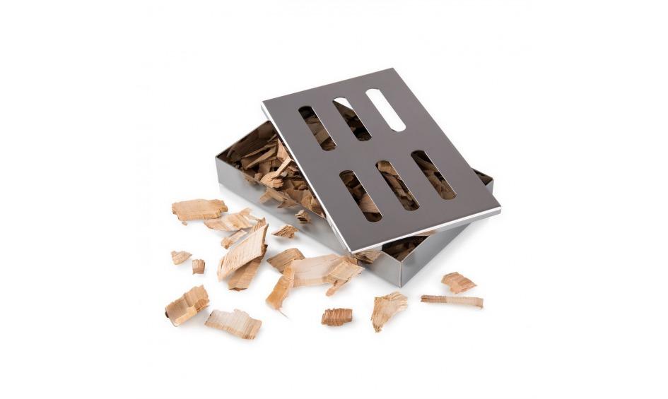 Räucherbox Für Gasgrill : Besonderes aroma mit der räucherbox chefkoch.de