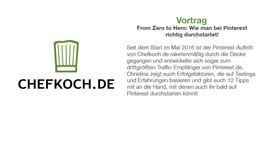 Chefkoch-Events | Das Chefkoch Foodcamp 2017 | Chefkoch.de