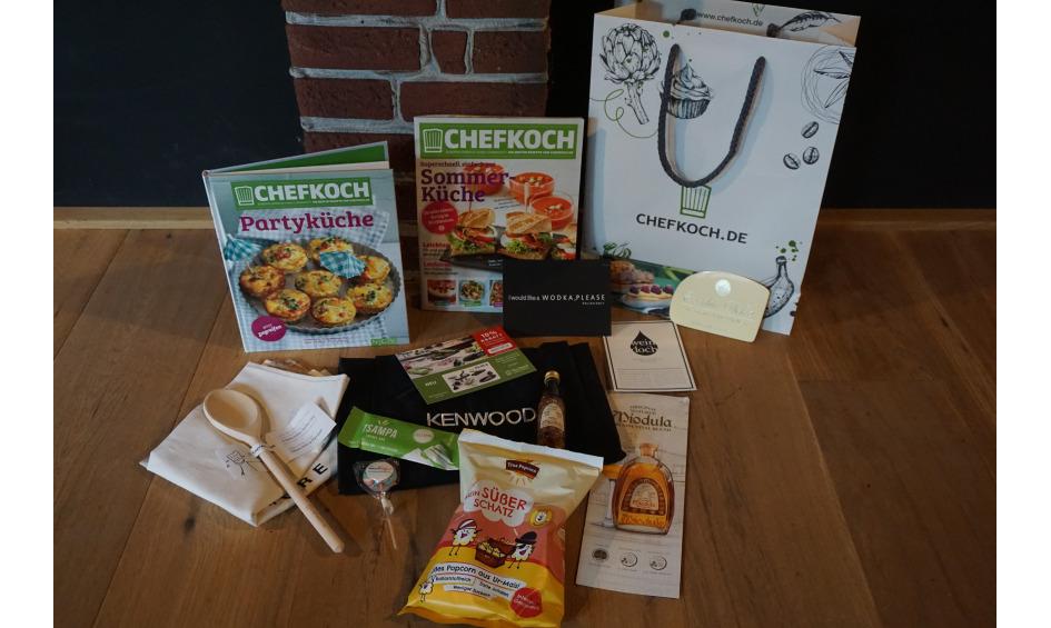 Sommerküche Chefkoch : Chefkoch events naschen ausdrücklich erwünscht das foodcamp