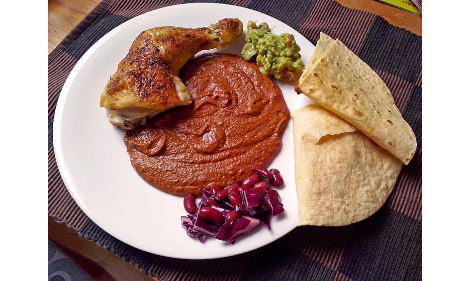 die mexikanische küche – taco tortilla amp burrito chili