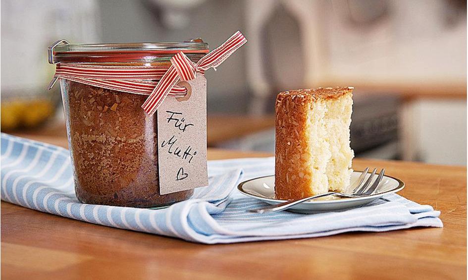Kuchen im Glas: Rezepte zum Backen und Verschenken