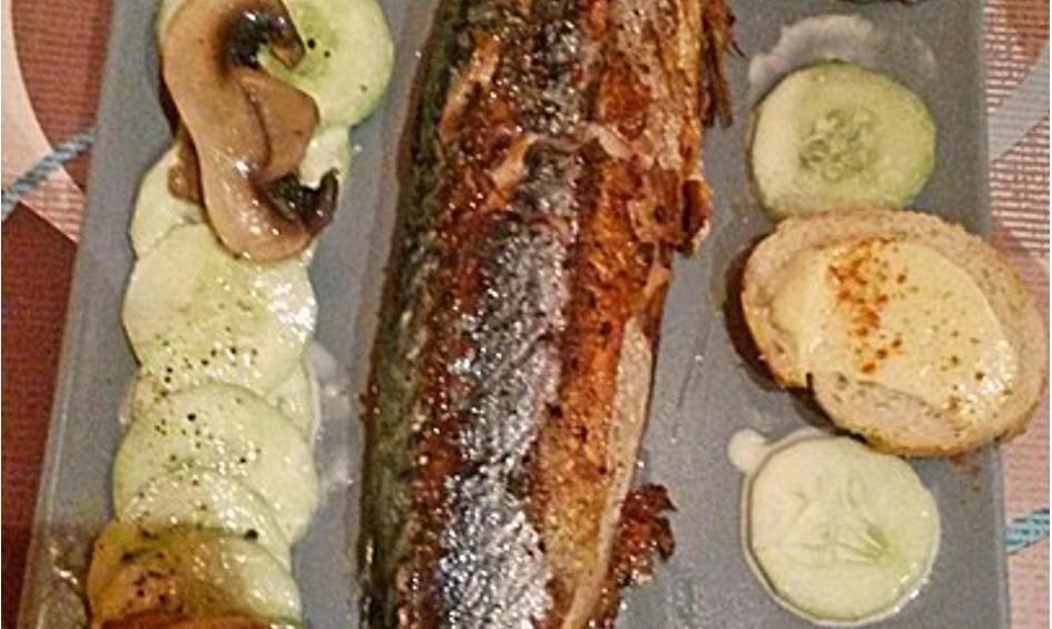 Rezept Orientalische Makrele vom Grill