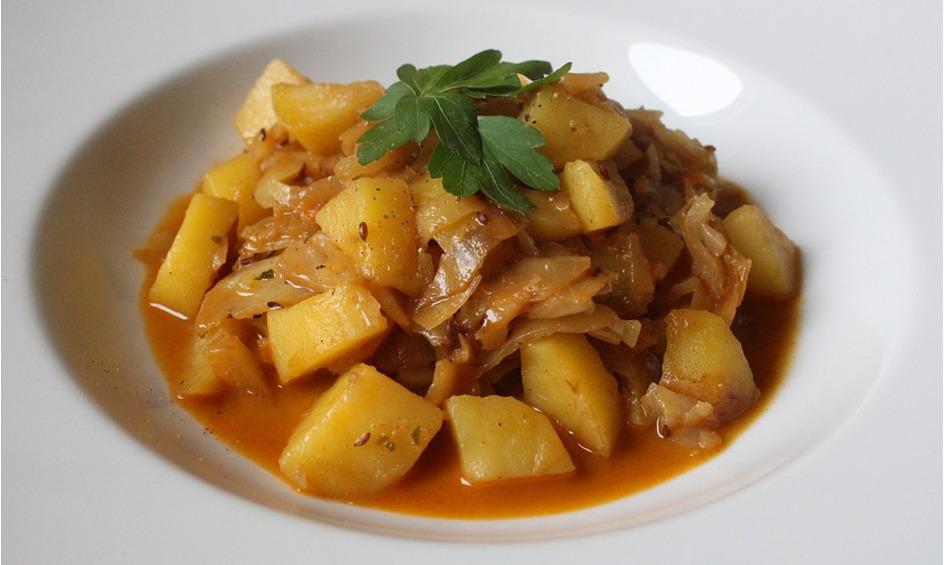 Rezept Weißkohl-Kartoffel-Eintopf