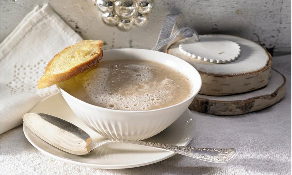 Rezept Winterliche Maronensuppe