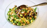 Rezept Kichererbsen-Räuchertofu-Salat