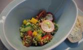 Rezept Arabischer Salat mit Freekeh