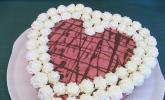 Rhabarber - Sahne - Torte