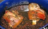 Alberto's italienische Schweinshaxe (Stinco)