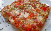 Pizzabrötchen - Aufstrich