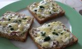 Flammkuchen - Toast