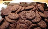 Chocolate Cookies mit Kürbiskernen und Habaneros