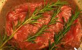 Roastbeef - rosa, zart und einfach