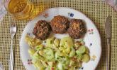 Reinhards Kartoffelsalat mit Buletten (Frikadellen)
