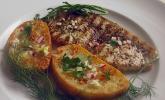 Schwertfischkoteletts sizilianisch