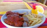 Don Diegos Currywurst-Sauce, chunky-style