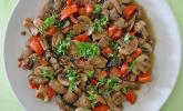 Vegetarische Pilzpfanne