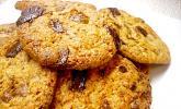 Vanille - Cookies mit Schokostückchen
