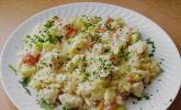 Gemüse - Hähnchen - Risotto
