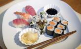 Sushi-Variationen
