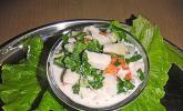 Kokonda - Roher Fisch in Zitrone und Kokosnussmilch