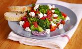 Mediterraner Brokkoli - Salat