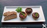 Gefüllte Champignons mit Chorizo