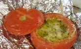 Mozzarella - Tomaten vom Grill
