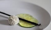Erfrischende Limetten - Kokosnuss - Trüffel
