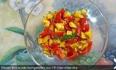 Mango - Tomatensalat