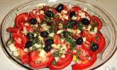 Korsischer Tomatensalat