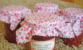 Pflaumen-Amaretto-Marmelade mit Mandelsplittern