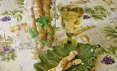 Oliven-Kräuter-Parmesan-Breadsticks