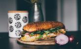 Super fluffige Sandwichbrote im Subway - Style